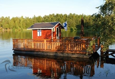 Outdoor Finnish Sauna