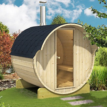 Allwood Nordic Outdoor Sauna Kit