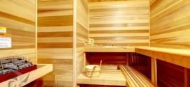 Sauna Parts