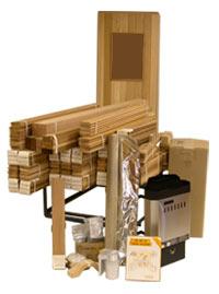 Dry Sauna Kit