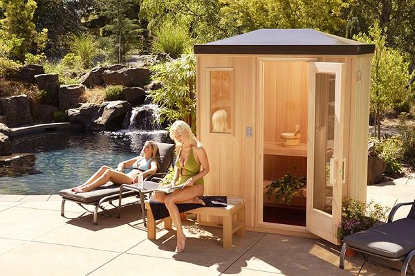 Finlandia Outdoor Sauna Review Saunavillecom