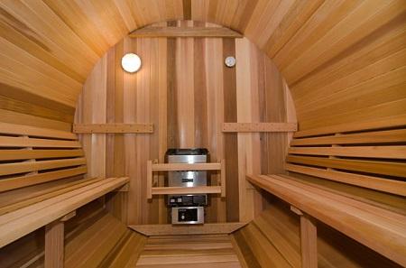 Almost Heaven Barrel Sauna Review