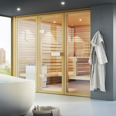 Custom Cut Series Modular Cedar Sauna Room Review