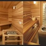 Finlandia Precut Sauna