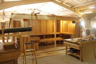 Sauna Manufacturers