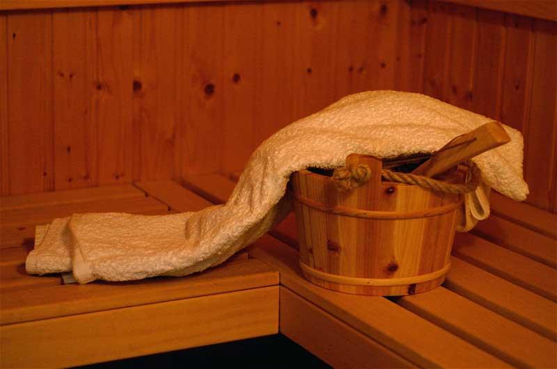 dry-sauna