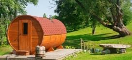 Barrel Saunas