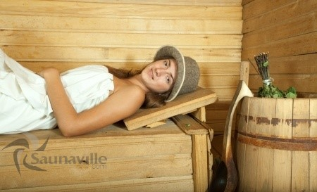 Relax in a Steam Sauna