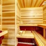 Beaufiful Sauna Benches