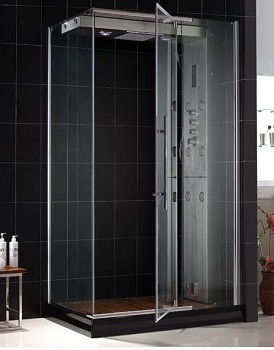 Superior DreamLine Majestic Steam Shower Enclosure
