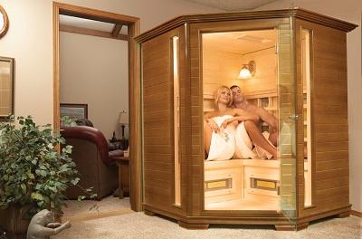 Dreamline Sauna
