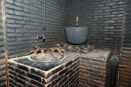 Stove sauna heater
