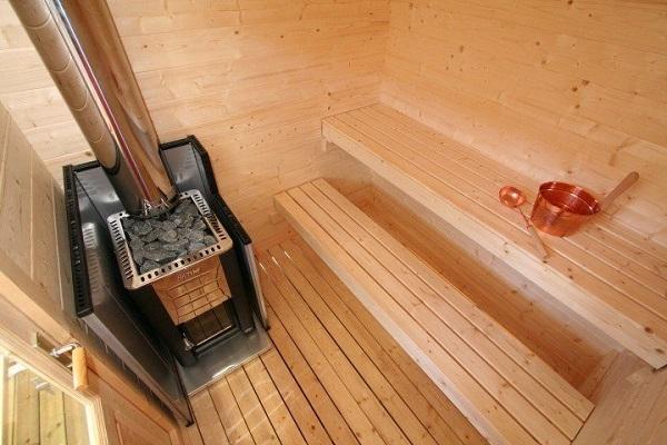 Allegheny Wood Burning Outdoor Sauna Review Saunaville Com