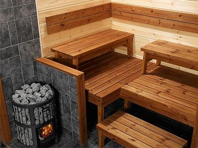 Harvia saunas